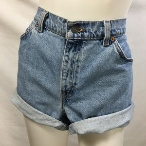 Levis classic fit denim jean 910 10 reg small